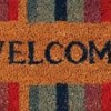 Welcome doormats